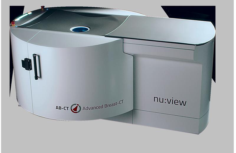 nu:view Breast-CT Scanner